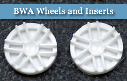 BWA Wheels and Inserts