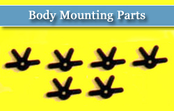 Body Mounting Parts
