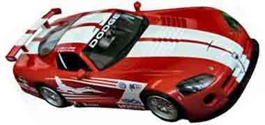Scalextic C3087 Dodge Viper USAF F-16 -