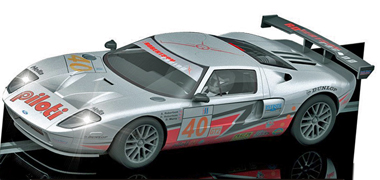 Scalextric C3088 Ford GT-R ALMS