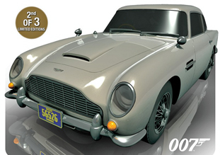 Scalextric C3162A Aston Martin DB5 Casino Royale