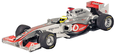 Scalextric C3165 McLaren Mercedes F1 2011