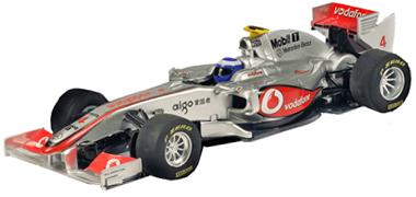 Scalextric C3166 McLaren Mercedes F1 2011