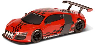 Scalextric C3177 Audi R8 LMP road car, red