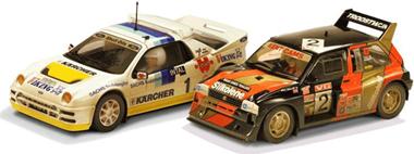 Scalextric C3267A Rallycross 2-car set