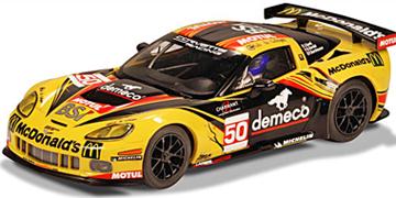 Scalextric C3288 Corvette C6R GT2, McDonald's