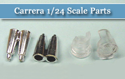 Carrera 1/24 Scale Parts