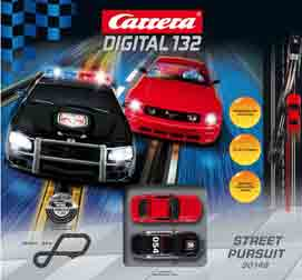 Carrera 30146 Street Pursuit set, Digital 132