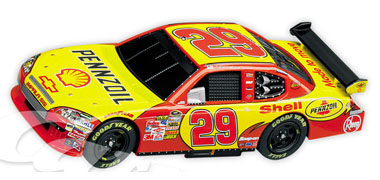 Carrera 61165 Chevy COT, Kevin Harvick 1/43 scale