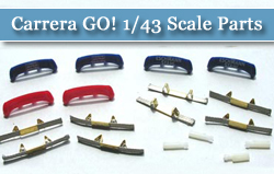 Carrera GO! 1/43 Scale Parts