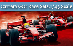 Carrera GO! Race Sets,1/43 Scale, Analog