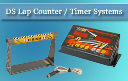 DS Lap Counter / Timer Systems