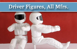Driver Figures, All Mfrs.