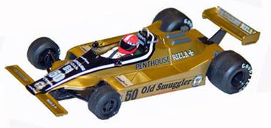 Fly F01103 Williams FW07, Italian GP 1980