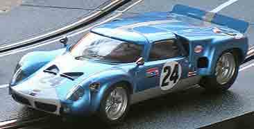 GM019-24 Lola GT, Team Mecom, RTR car race #24