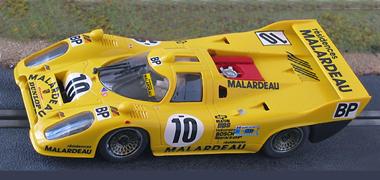 MMK GMC01A Porsche 917/81 body kit, unpainted - $99.99