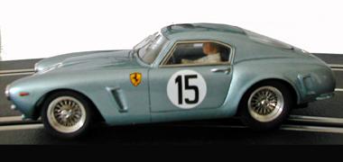 MMK GMC02 Ferrari 250GT SWB lt. metallic blue #15 RTR - $199.99
