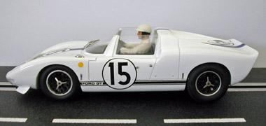 MMK GMC03PK Ford GT40 roadster, LeMans 1965 KIT.