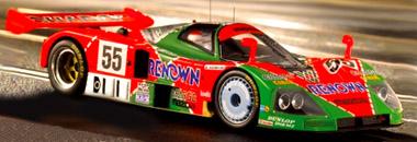 LeMans Miniatures 132026 Mazda 787B 1991 LeMans winner
