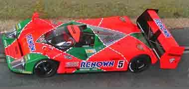 Mans Miniatures 132039/5 Mazda MXR-01 LeMans 1992