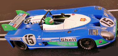 LeMans Miniatures 132030/15 Matra MS670B 72 LeMans