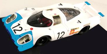 LeMans Miniatures 132031/12M Porsche 917 1969