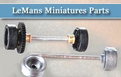 LeMans Miniatures Parts