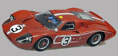 MRRC MC11031 Ford MkIV, #3 LeMans 1967