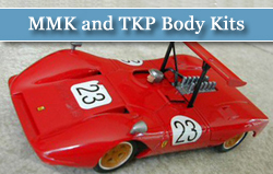 MMK and TKP Body Kits
