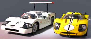 MRRC MC0039 LeMans 1967 2-car set