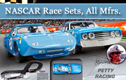 NASCAR Race Sets, All Mfrs.