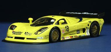 NSR 1037AW Mosler MT900R EVO2, #18 yellow, anglewinder