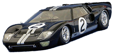 NSR 04-#2 Ford MkII 1966 LeMans winner
