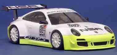 NSR 1067 Porsche 997 Slotlandia. Preorder now!