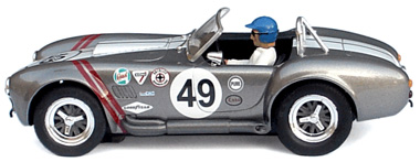 Ninco 50503 Cobra 427, silver