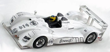 "Ninco 50541 Acura LMP2 #66 ""Lightning""."
