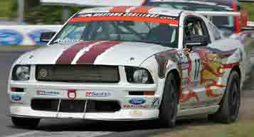 "Ninco 55023 Mustang FR500 ""Horse"""