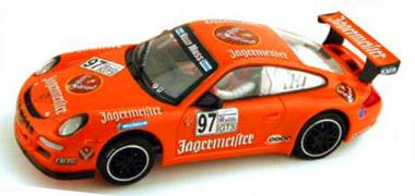 Ninco 60002 Porsche 997 Jagermeister, Xlot 1/28