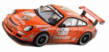 Ninco 60011 Porsche 997 Jagermeister, Xlot 1/28