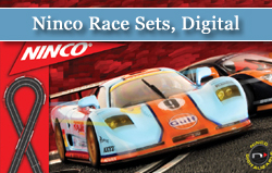 Ninco 1/32 Scale Race Sets, Digital