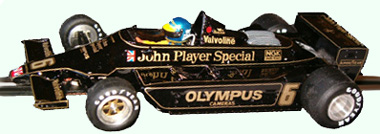 Ostorero ODG150 Lotus 79, Ronnie Peterson 1978