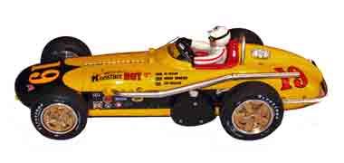 Slot-Indy ODG-181 Watson-Offenhauser, Al Keller