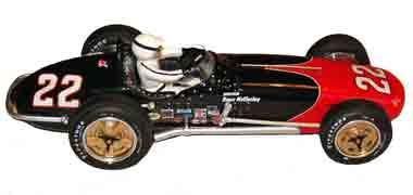 Slot-Indy ODG-182 Watson-Offenhauser, R. McCluskey