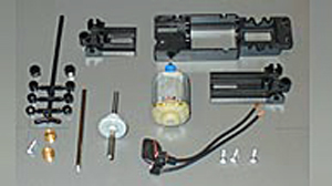 Proto Slot PC01 Parts kit