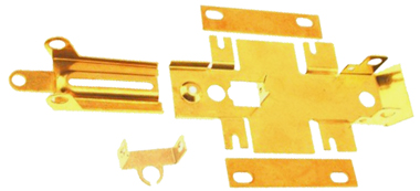 PMTR5007 Repro AMT brass chassis