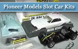 Pioneer Models Slot Car Kits