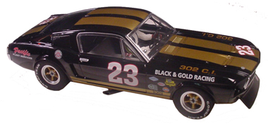 Pioneer P004 Mustang Fastback SCCA production car