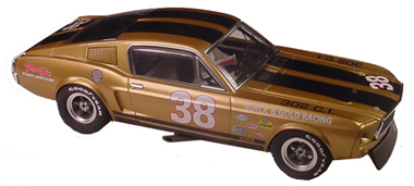 Pioneer P008 Mustang Fastback SCCA production car