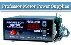 Professor Motor Power Supplies