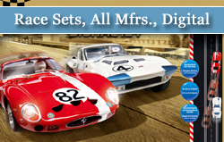 Race Sets, All Mfrs., Digital
